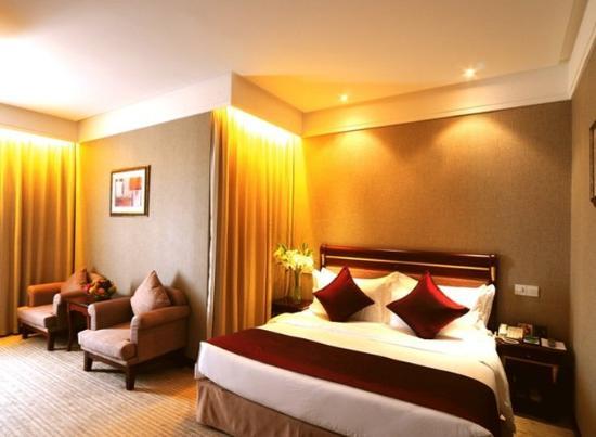 Grand Park Jiayou Hotel Pudong