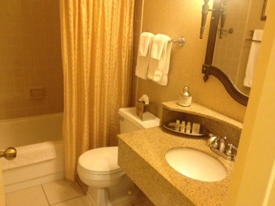 Perfect The Saint Paul Hotel: St Paul Hotel Standard Bathroom