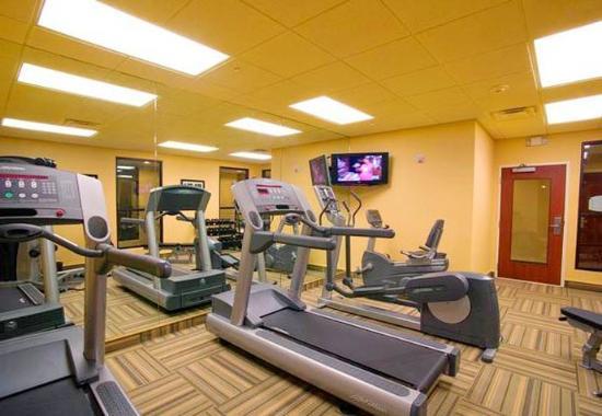 Village, Oklahoma: Exercise Room