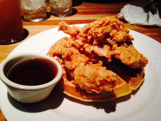 waffles chicken and waffles gf wheat beer roasted chicken chicken and ...