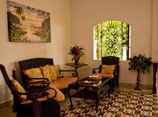 Hotel Parador: Suite Exterior
