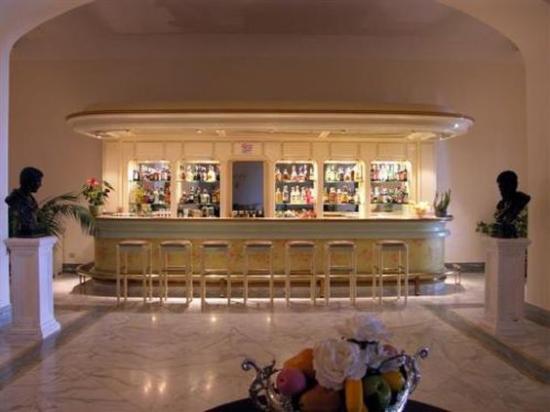 Europa Palace Grand Hotel: Bar/Lounge