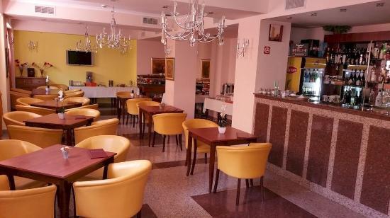 Hotel Michelangelo: Bar/Lounge