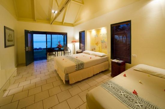 Fiji Hideaway Resort & Spa: Ocean view bure