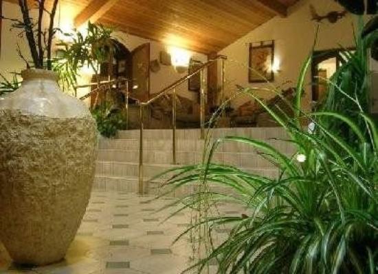 The Cedar Lodge Hotel : Interior
