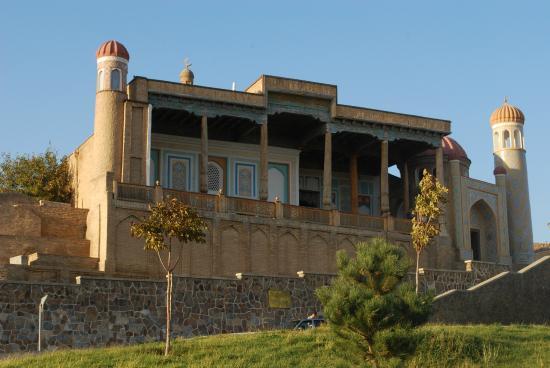 Mosque Khazret-Khyzr