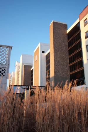 Barclay Towers Resort Hotel: Exterior view