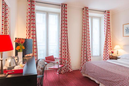 Hotel le vignon paris voir les tarifs 13 avis et 177 for Trouver un hotel paris