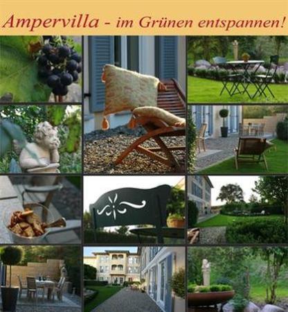 Ampervilla Hotel: Exterior