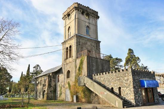 Poti, Georgia: Потийская башня