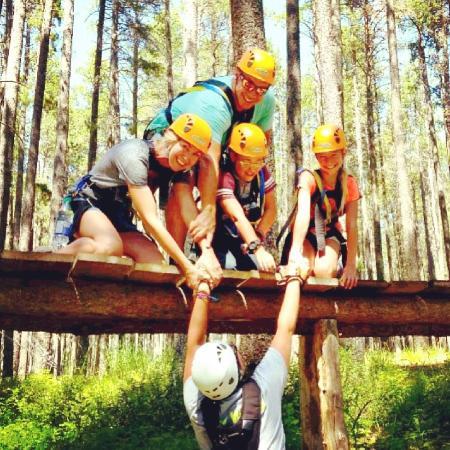 Treeosix Adventure Parks Foto