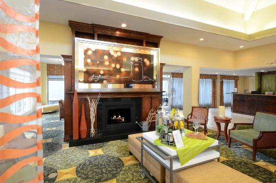 Hilton Garden Inn Raleigh Triangle Town Center