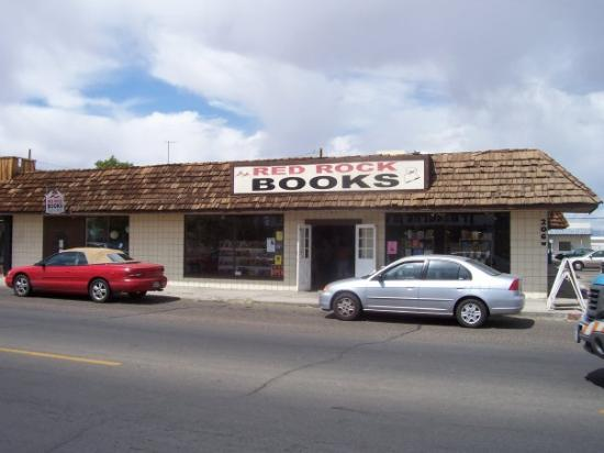 ‪Red Rock Books‬