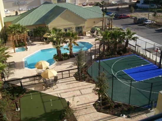 Homewood Suites Ocala at Heath Brook: Pool/Sport Court
