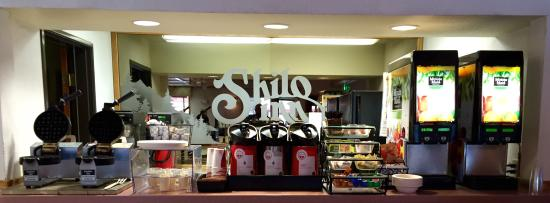 Shilo Inn Suites Mammoth Lakes: Frühstück