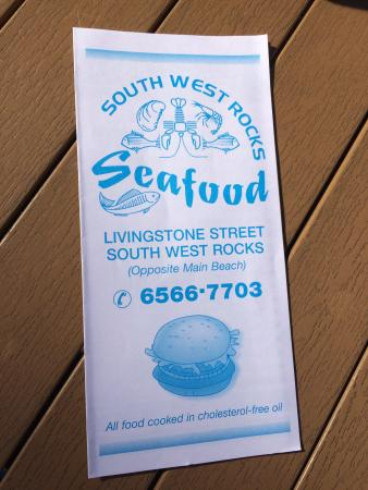 South West Rocks Seafood Photo
