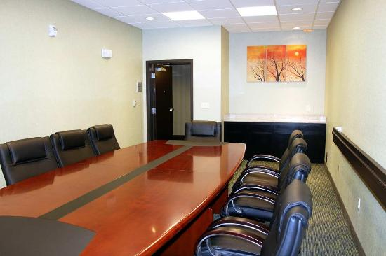Hampton Inn and Suites Roseville: Board Room