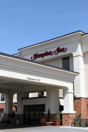 Hampton Inn Harriman Woodbury: Hotel Exterior