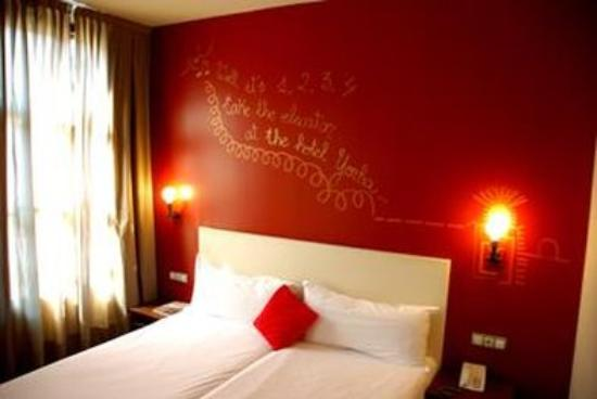 Gran Hotel Puente Colgante: Guest Room