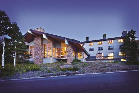 Cedar Breaks Lodge: Exterior view