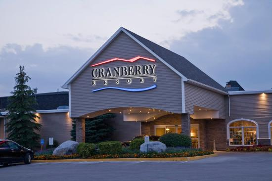 Cranberry Resort: Exterior view