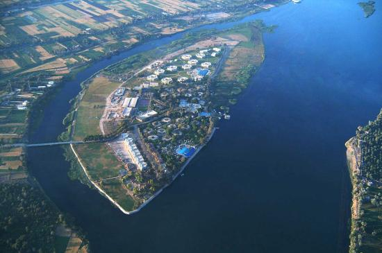 Maritim Jolie Ville Kings Island Luxor: Exterior
