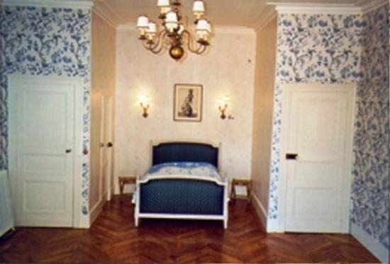 Saint-Michel-de-Lanes, Francia: Guest Room