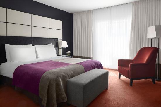 Radisson Blu Hotel Bucharest: One bedroom suite