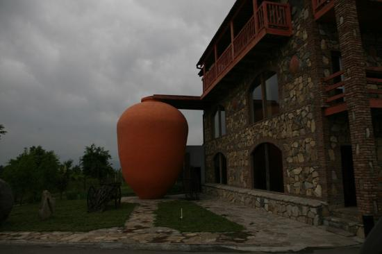 Museum of Kvevri Jars and Wine