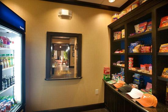 Hampton Inn & Suites Longview North: Suite Shop