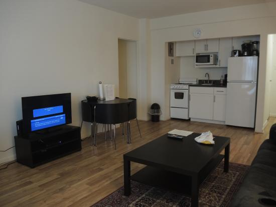 Dupont circle apartment washington district de columbia for Appart hotel washington