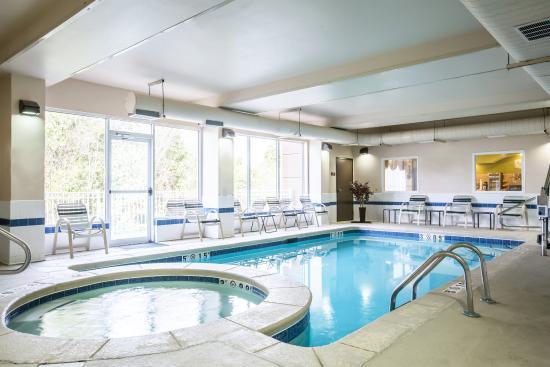Sleep Inn & Suites Montgomery: ALPool