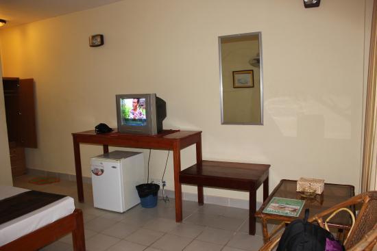 AQUA family Resort : Стандартный номер