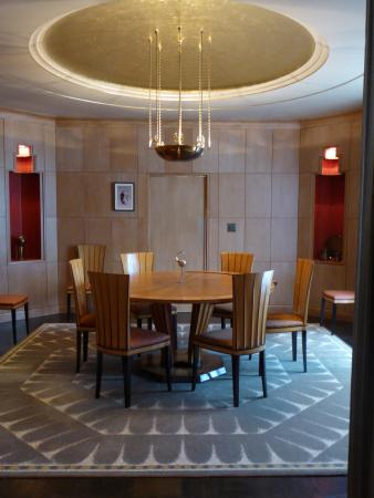 Bloomfield Hills, MI: Dining room