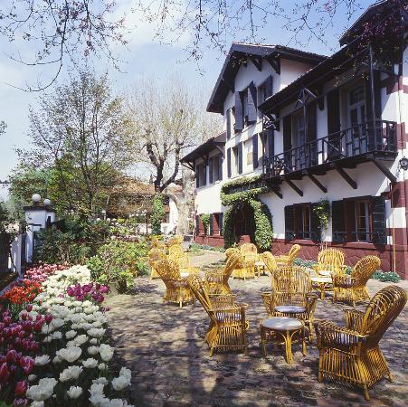 Quattro Fontane Hotel: External view