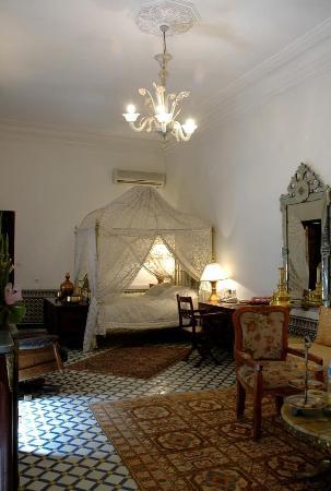 La Maison Bleue : Guest room