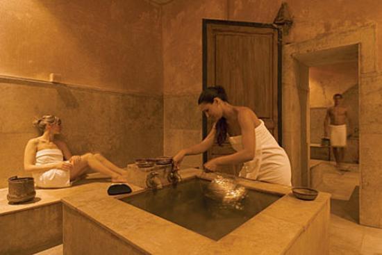Hotel Marrakech le Semiramis : Health