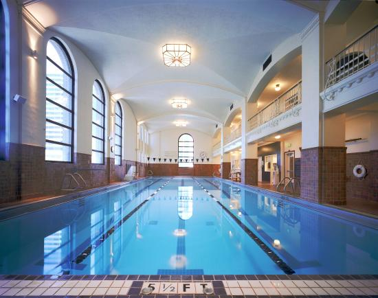 Inn at the WAC: Helene Madison Pool