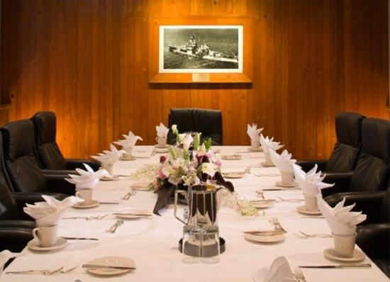 Inn at the WAC: Legends Meeting Room