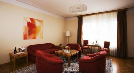 Vila Bled: Suite