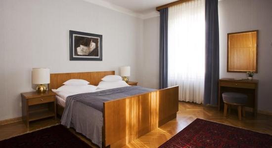 Vila Bled: Room
