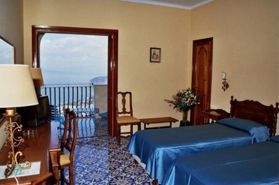 Grand Hotel Hermitage & Villa Romita: Guest room