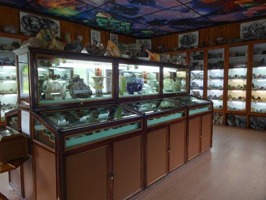 Private Mineral Museum V. Zhigalova