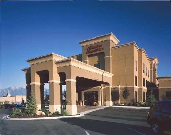 Hampton Inn Suites Salt Lake City West Jordan Utah Inn Reviews Tr