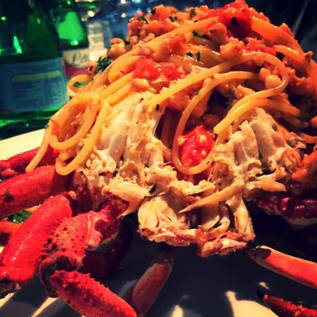 Spaghetti All Astice Foto Di Terrazza Calabritto Napoli Tripadvisor