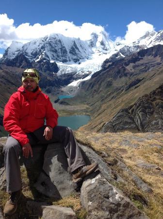 Ancash Region, Περού: Javier Martin Sosa en Peru