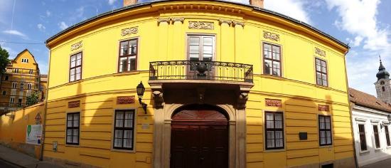 Cistercian House Pécs