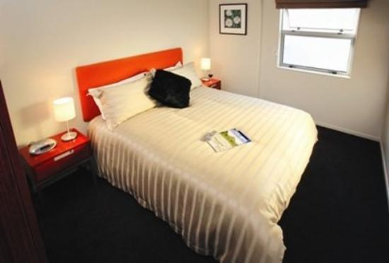 Wanaka Edge Apartments: TFWESDoublebed