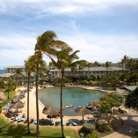 The Point at Poipu: Exterior view