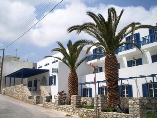 Adonis Hotel: Exterior View